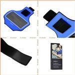 Нарукавный Чехол Rock Slim Sport Armband для телефона Apple iPhone 4.7