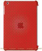 Чехол (Накладка) IRUAL Mesh Shell для планшета Apple iPad mini Retina Red (IRMSM210-MRD) (002862)