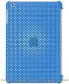 Чехол (Накладка) IRUAL Mesh Shell для планшета Apple iPad mini Retina Blue (IRMSM210-MBL) (002859)