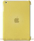 Чехол (Накладка) IRUAL Mesh Shell для планшета Apple iPad mini Retina Yellow (IRMSM210-MYL) (002860)